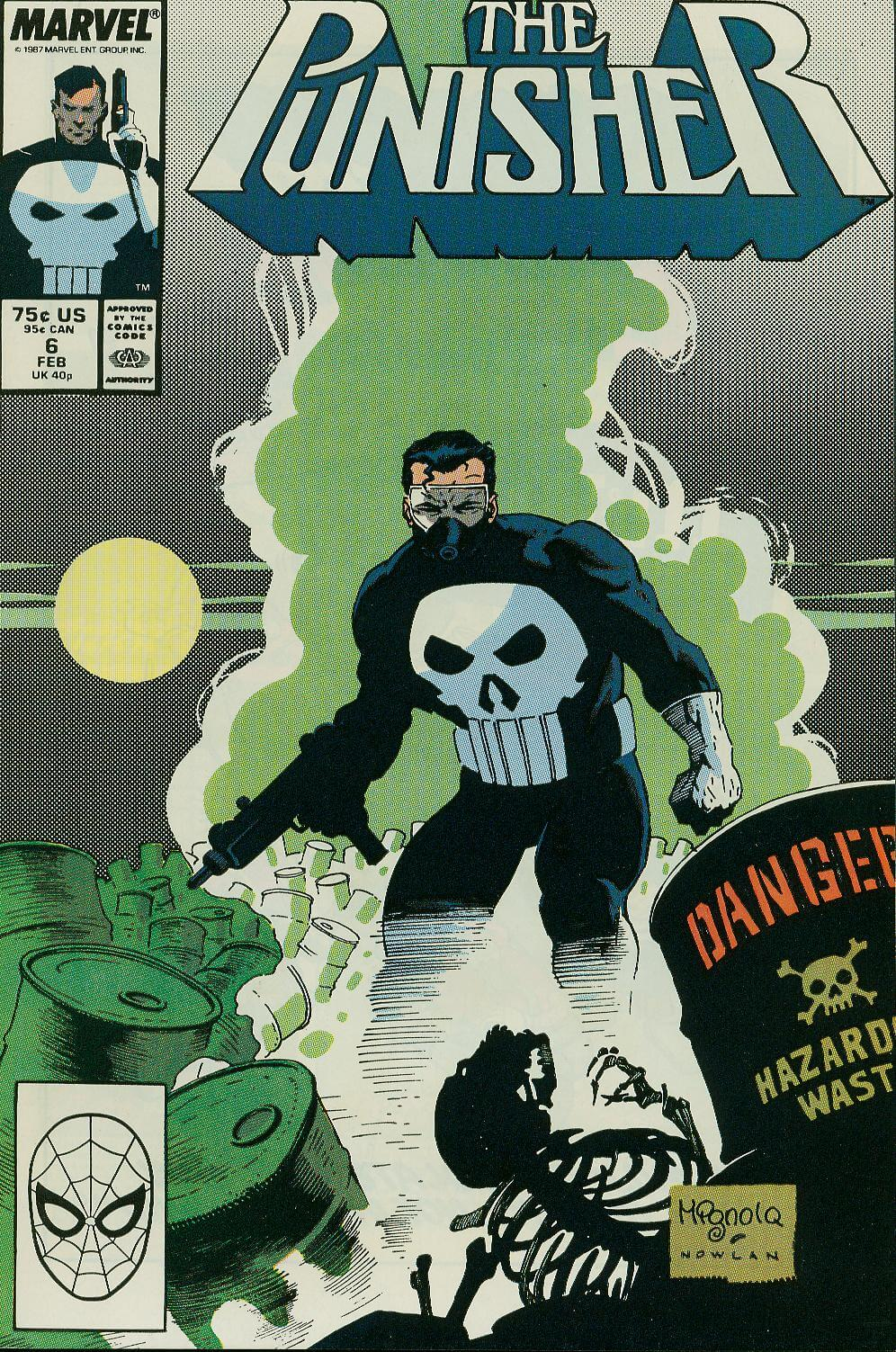 The Punisher Vol 2 #6