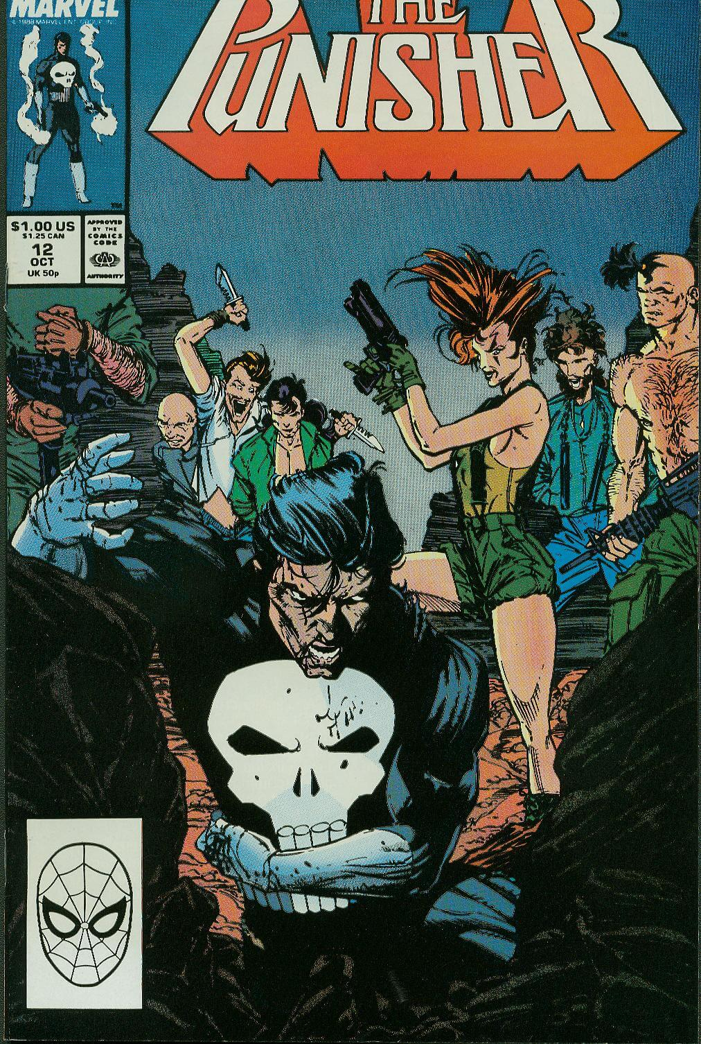 The Punisher Vol 2 #12
