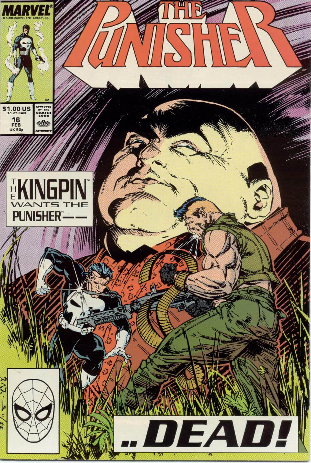 The Punisher Vol 2 #16