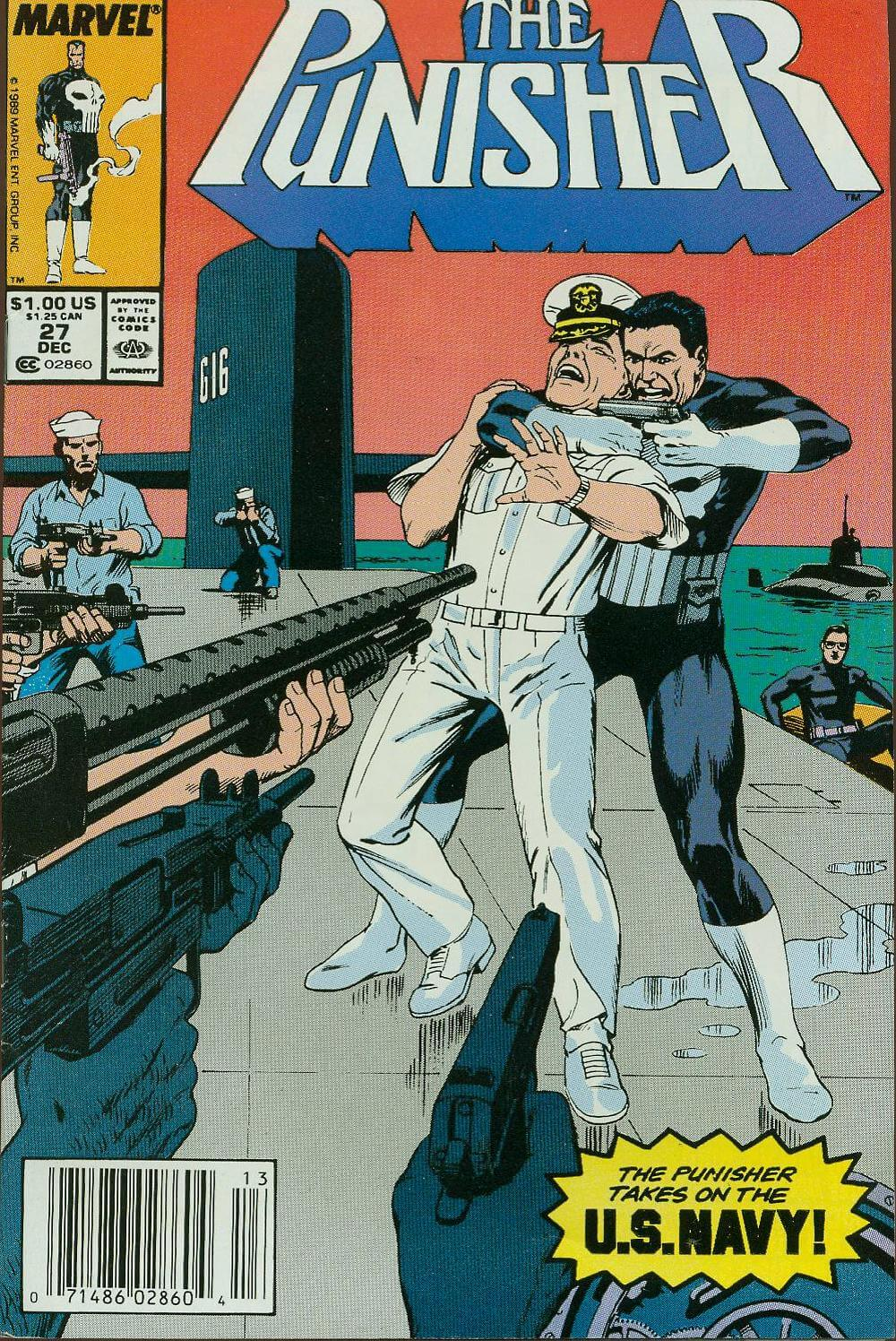 The Punisher Vol 2 #27
