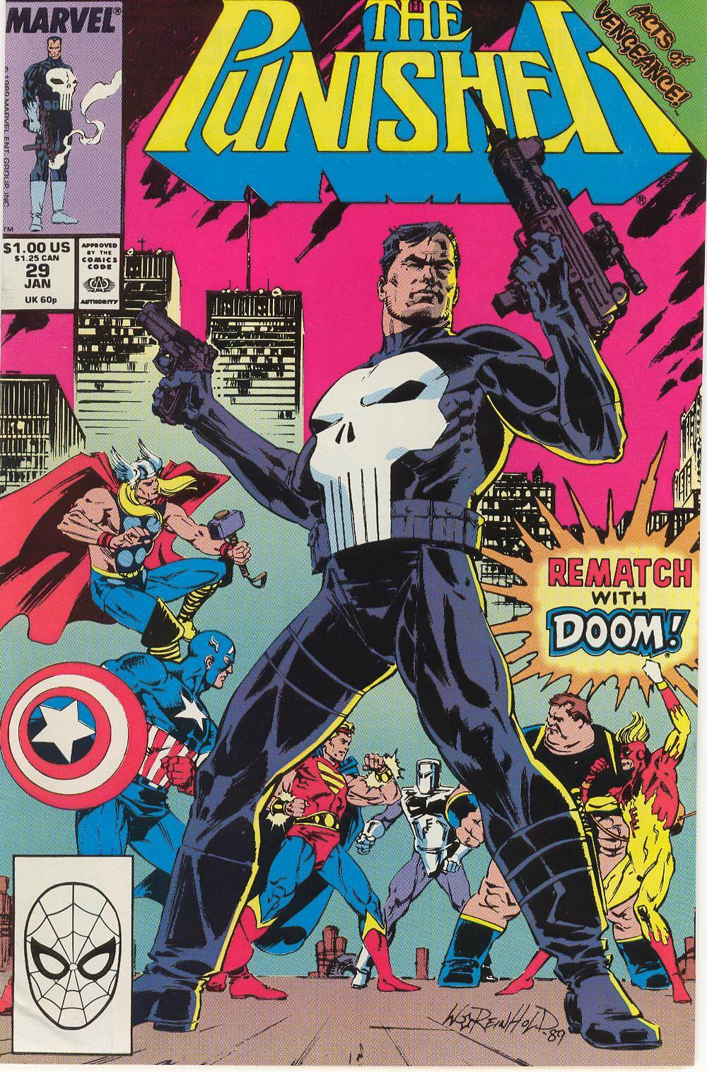 The Punisher Vol 2 #29