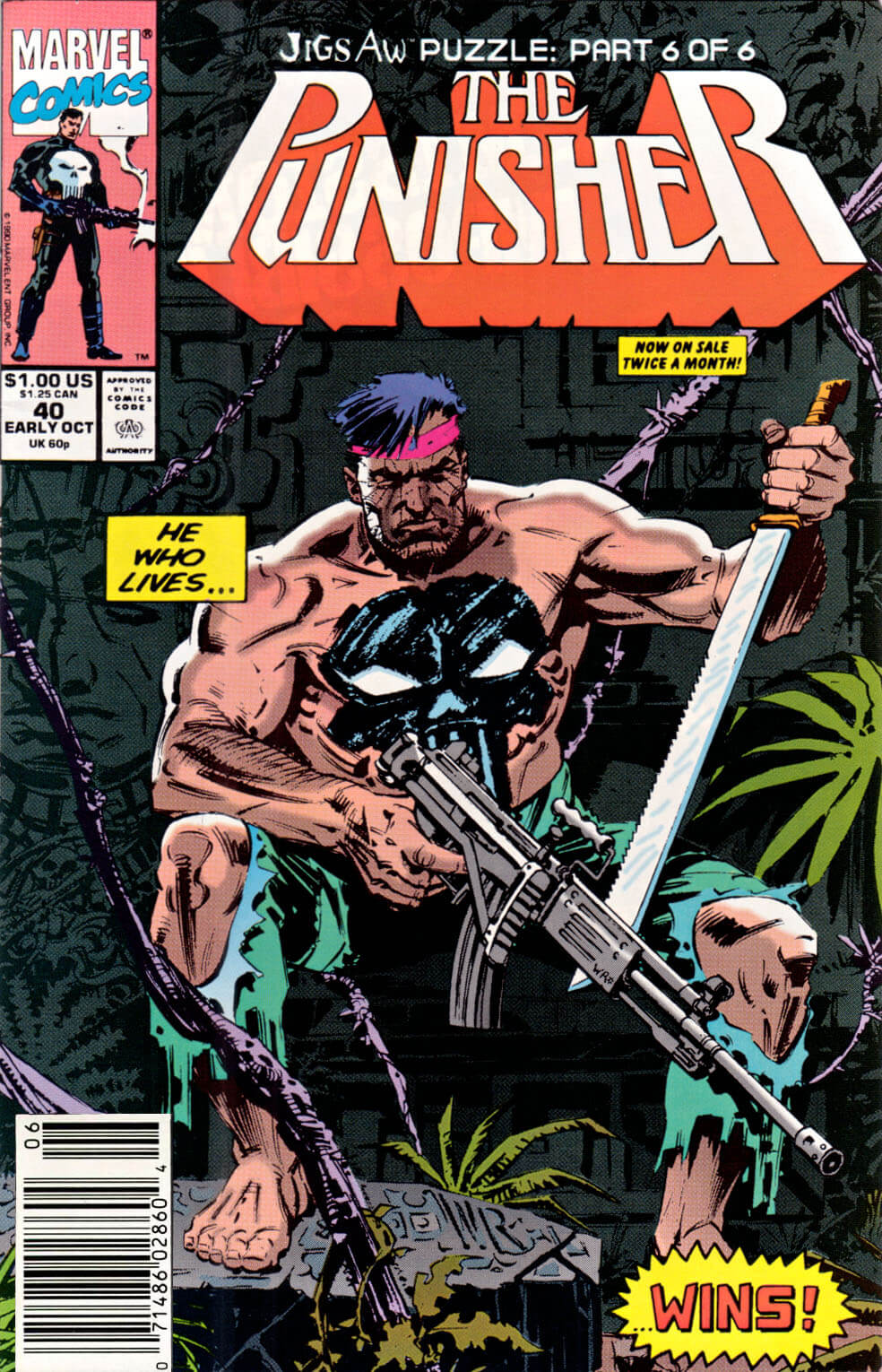 The Punisher Vol 2 #40
