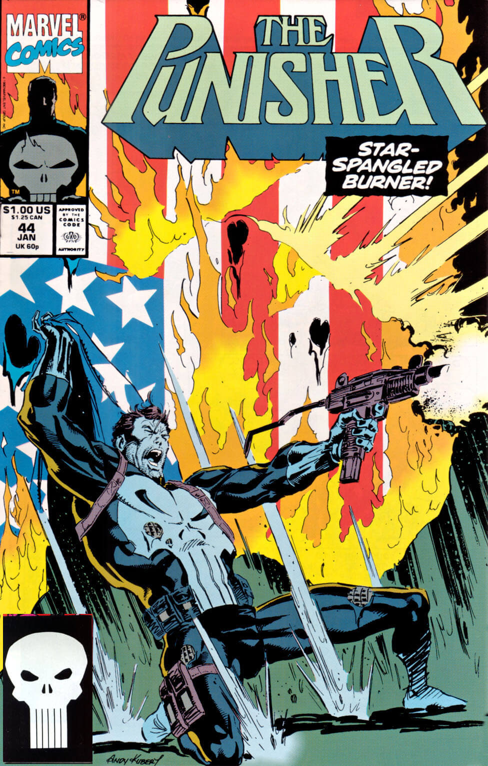 The Punisher Vol 2 #44