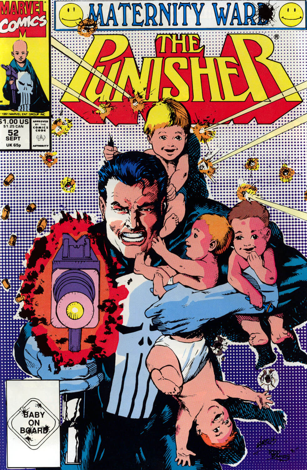 The Punisher Vol 2 #52