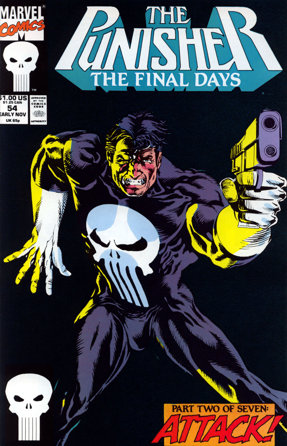 The Punisher Vol 2 #54