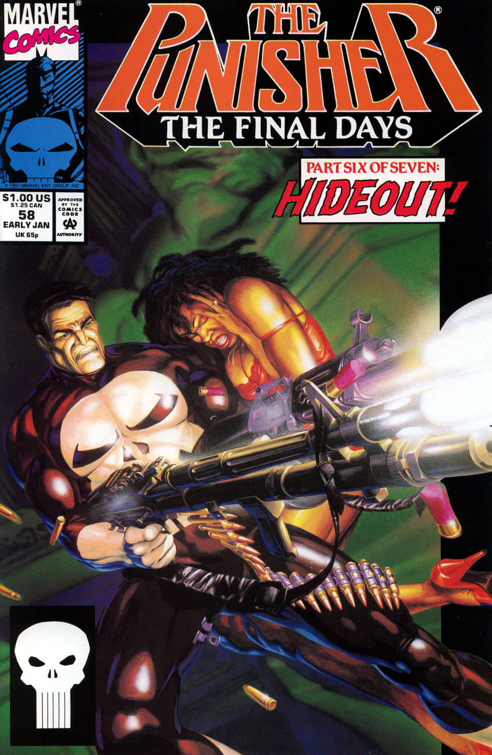The Punisher Vol 2 #58