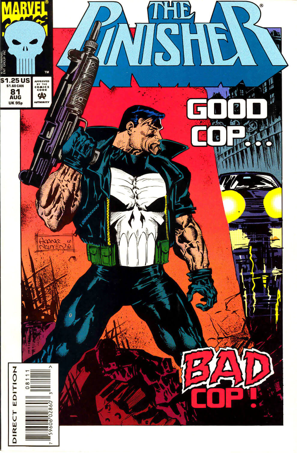The Punisher v2 081 - Bodies of Evidence