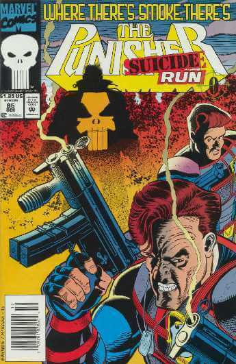 The Punisher Vol 2 #85