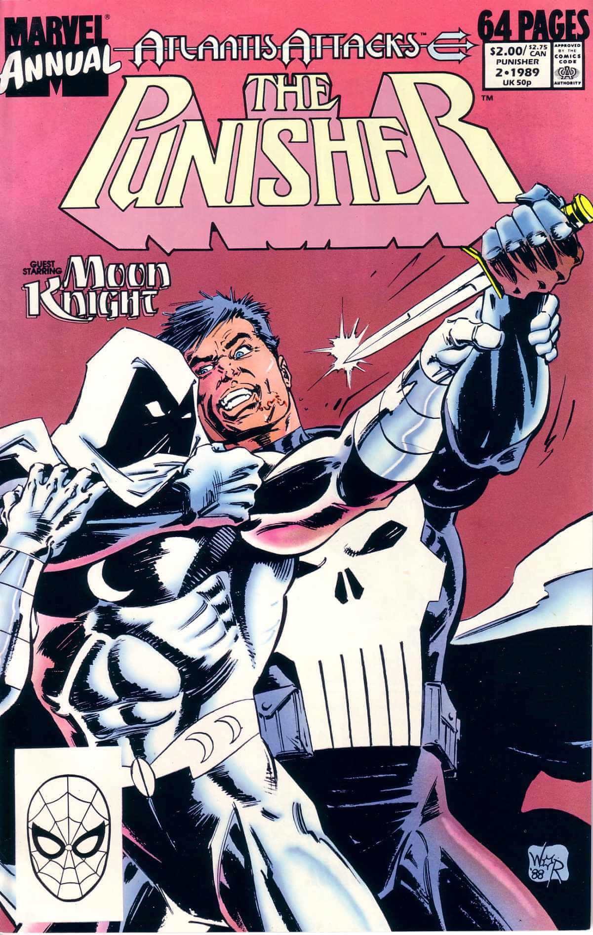 The Punisher v2 Annual #2