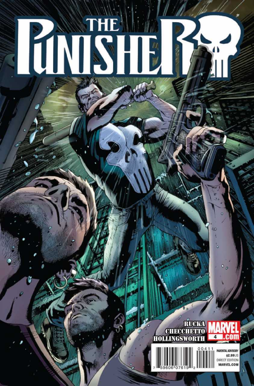 The Punisher Vol 8 #4