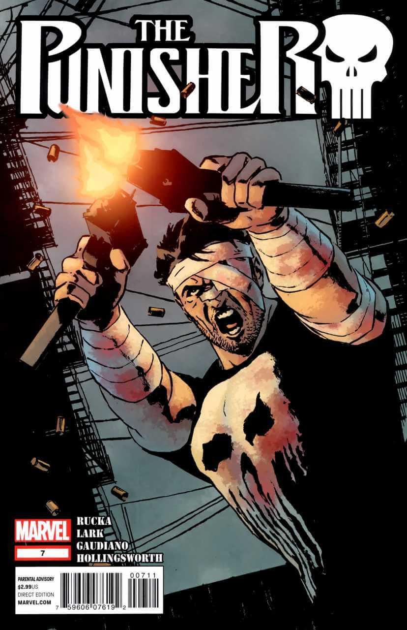 The Punisher Vol 8 #7