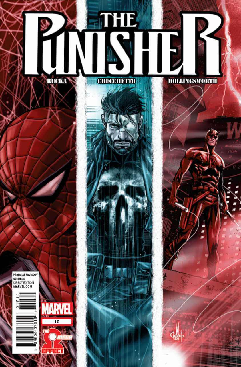 The Punisher Vol 8 #10