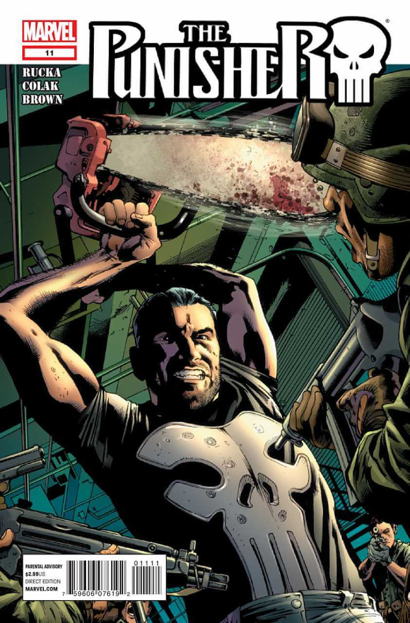 The Punisher Vol 8 #11