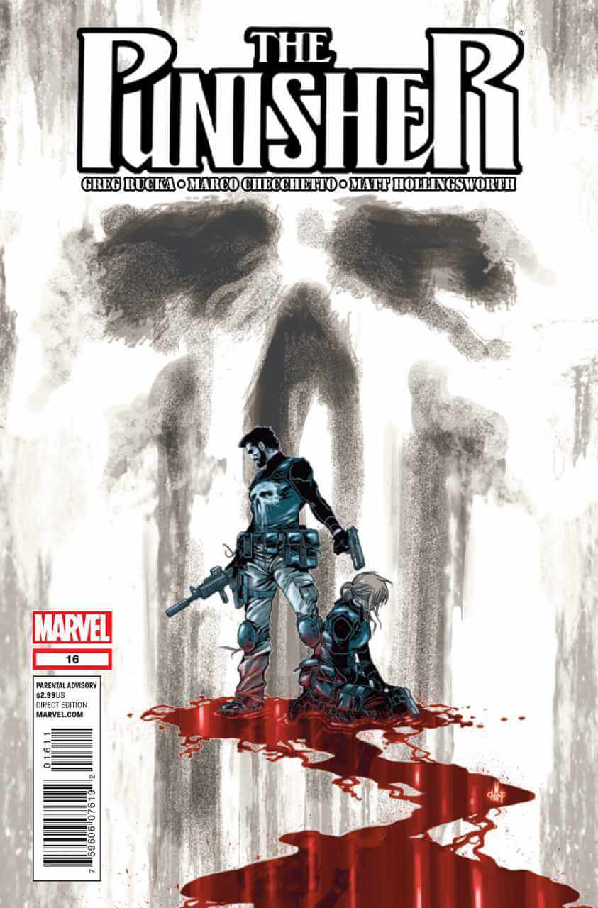 The Punisher Vol 8 #16