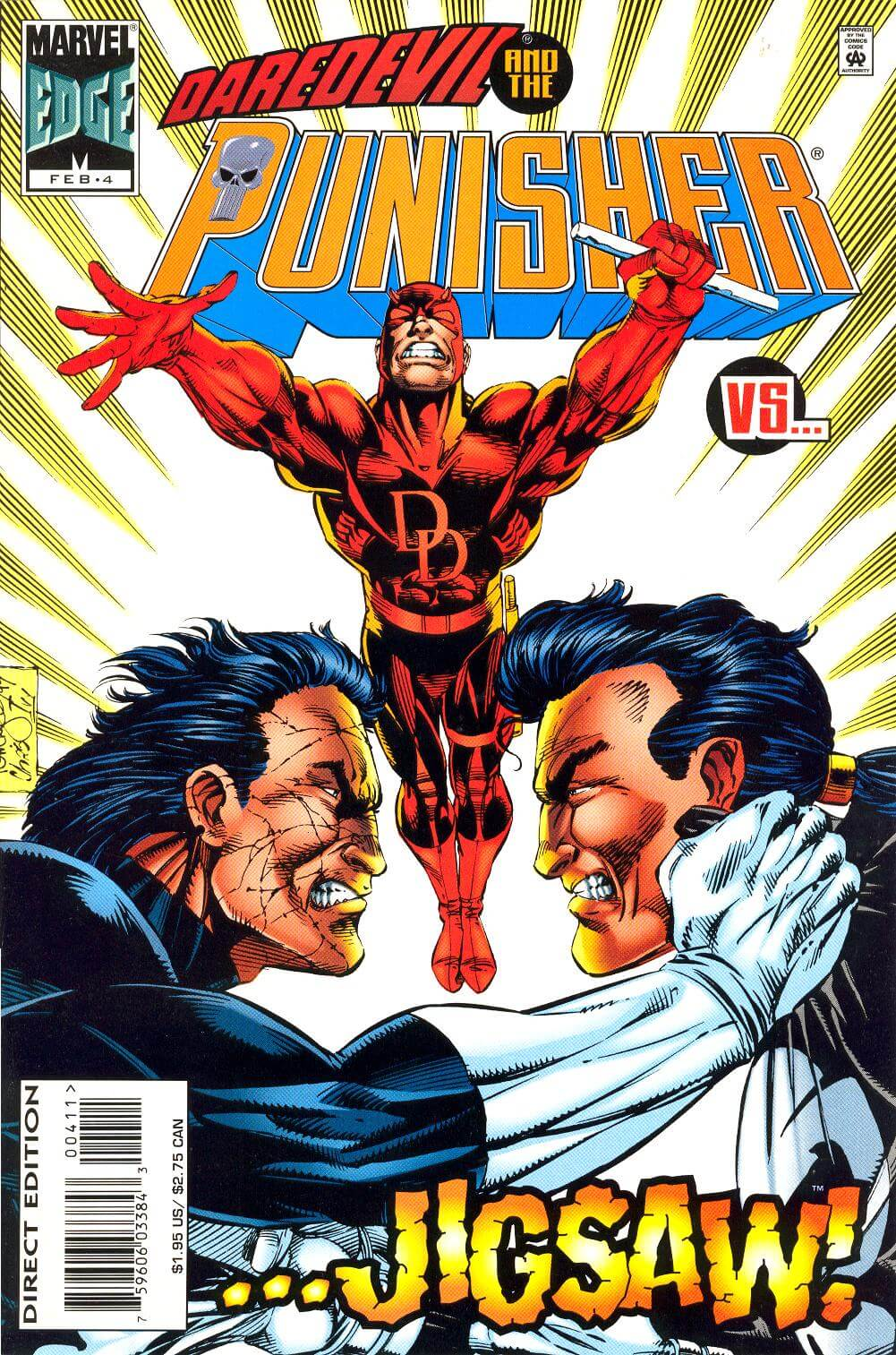 The Punisher Vol 3 #4