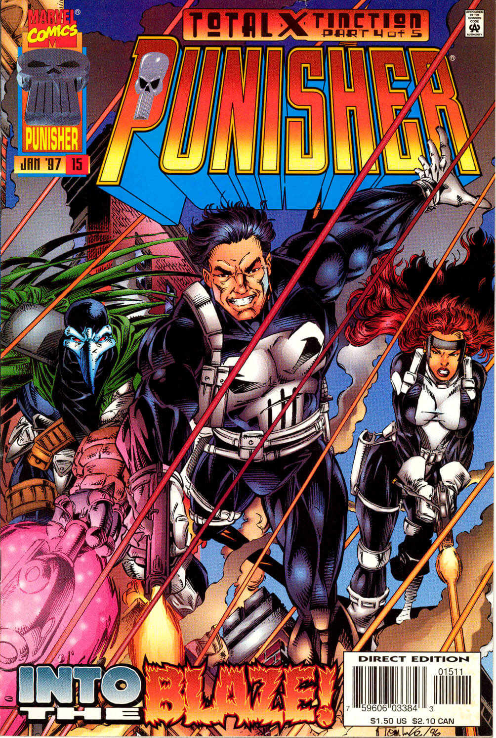 The Punisher Vol 3 #15