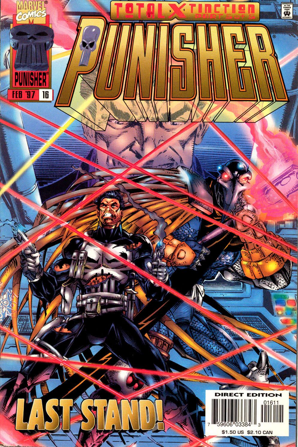 The Punisher Vol 3 #16