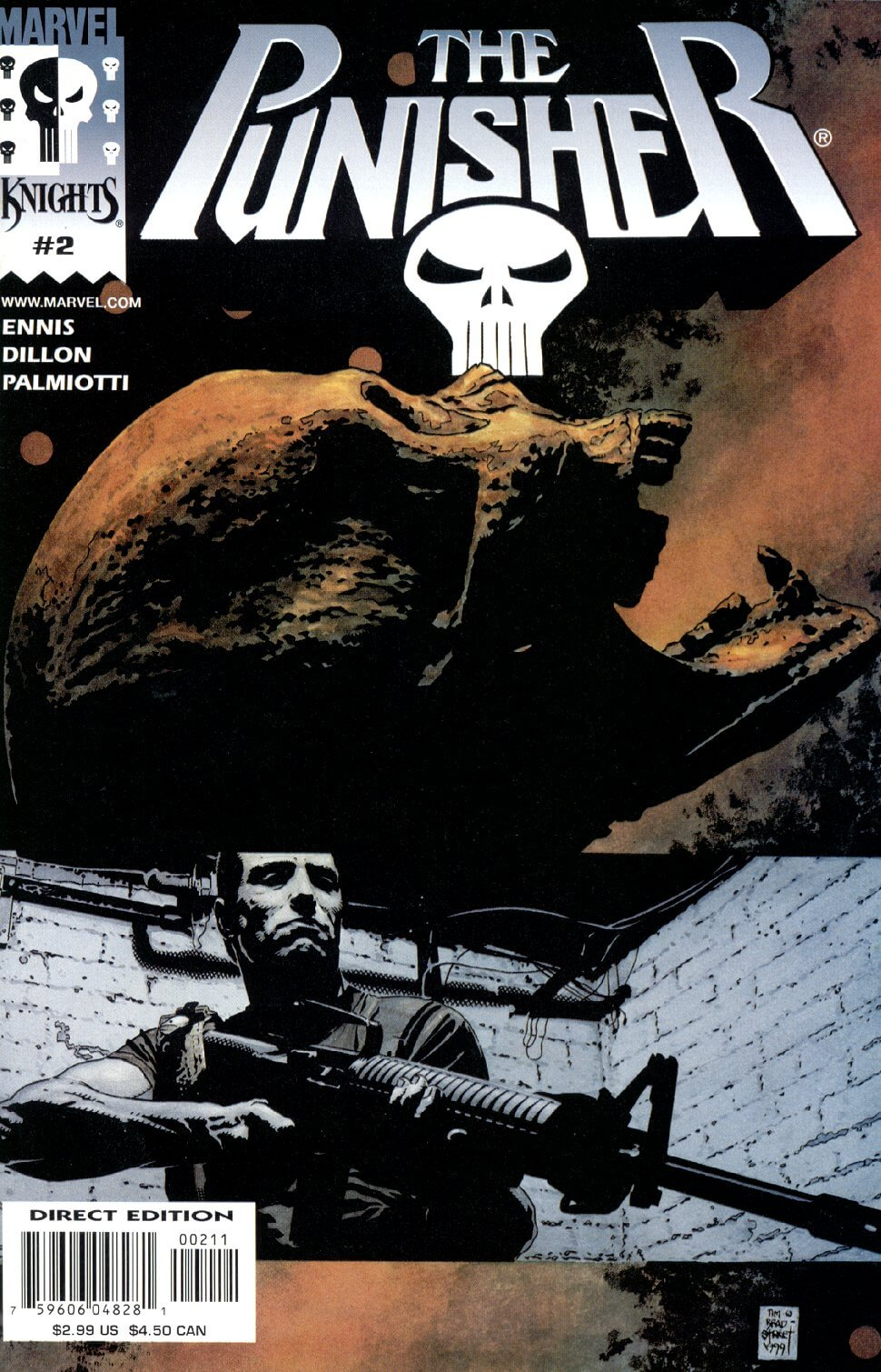 The Punisher Vol 4 #2