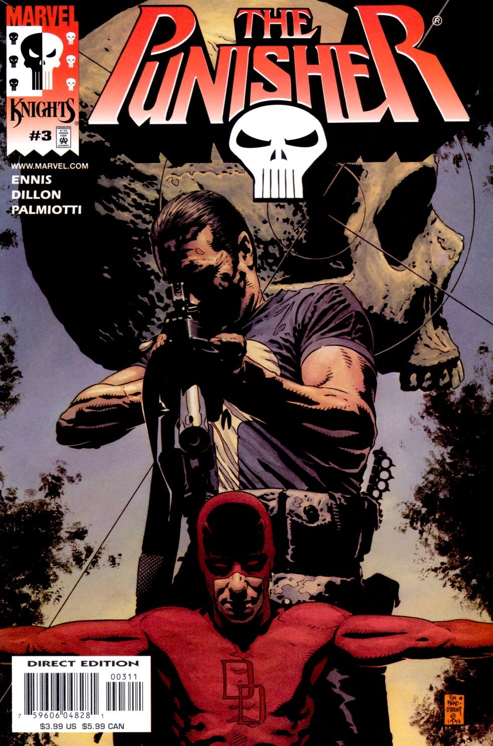 The Punisher Vol 4 #3