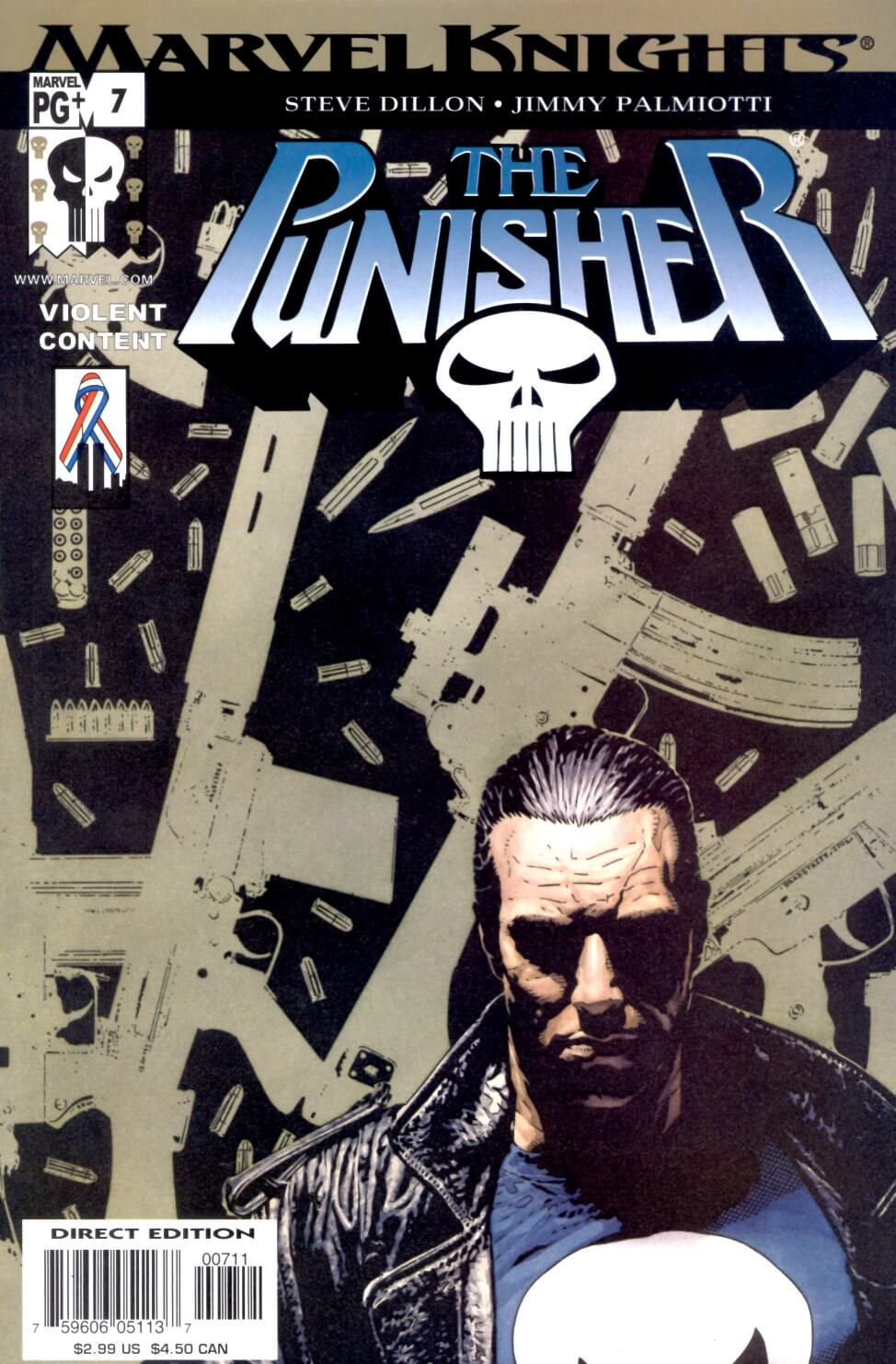 The Punisher Vol 5 #7