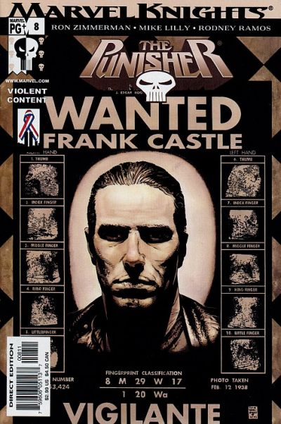 The Punisher Vol 5 #8