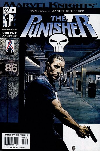 The Punisher Vol 5 #9