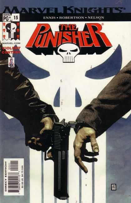 The Punisher Vol 5 #15
