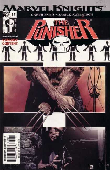 The Punisher Vol 5 #16