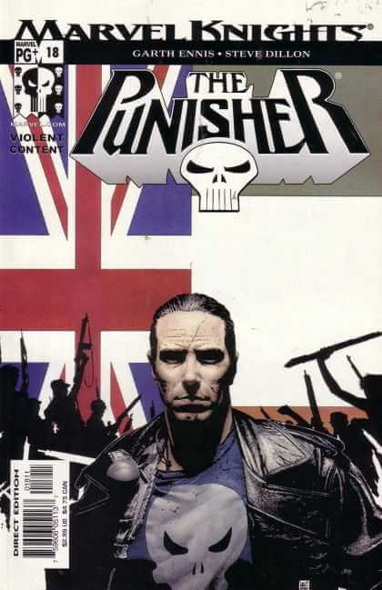 The Punisher Vol 5 #18