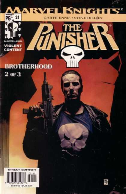 The Punisher Vol 5 #21