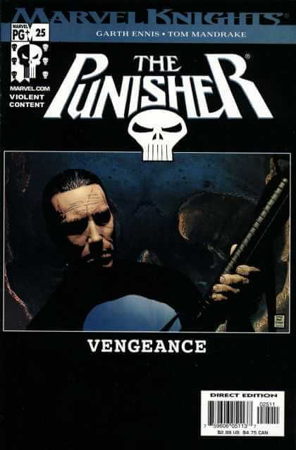 The Punisher Vol 5 #25