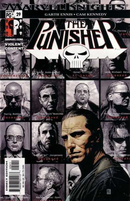The Punisher Vol 5 #29