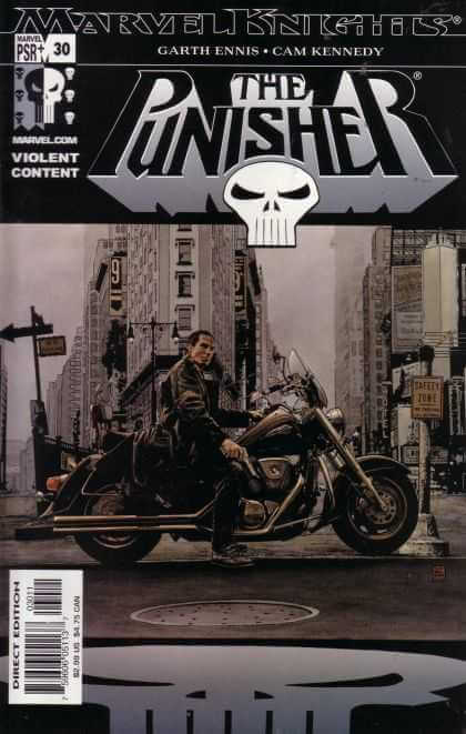The Punisher Vol 5 #30