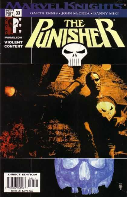The Punisher Vol 5 #33