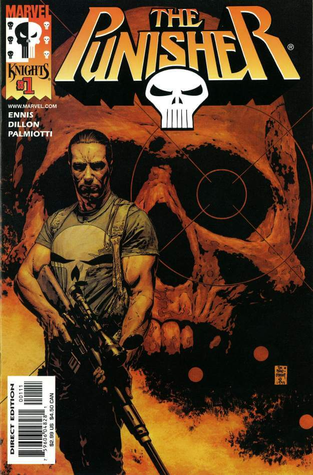 The Punisher Vol 4 #1a