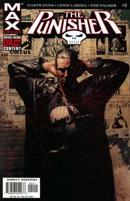 The Punisher Vol 6 #2