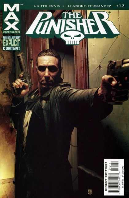 The Punisher Vol 6 #12