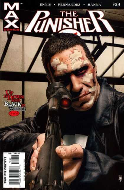 The Punisher Vol 6 #24