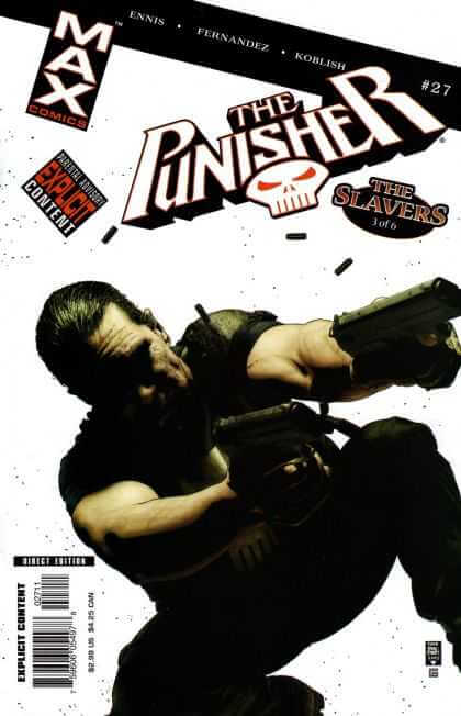 The Punisher Vol 6 #27