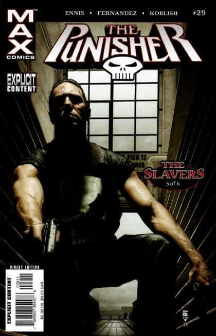 The Punisher Vol 6 #29