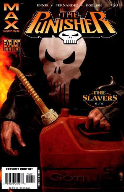 The Punisher Vol 6 #30