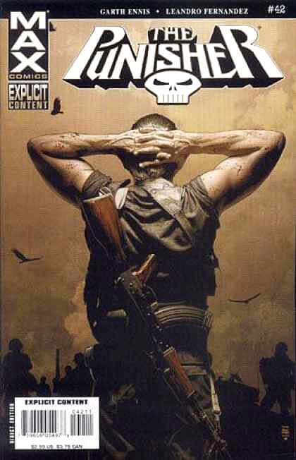 The Punisher Vol 6 #42