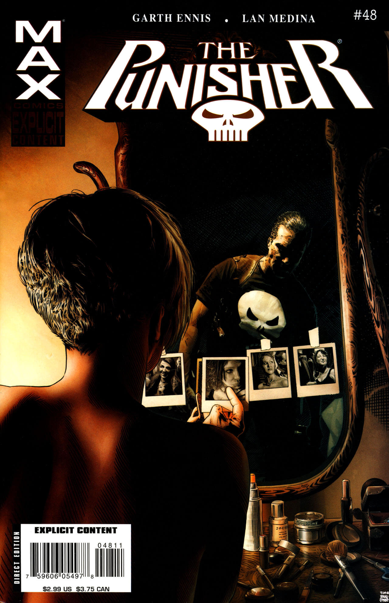 The Punisher Vol 6 #48