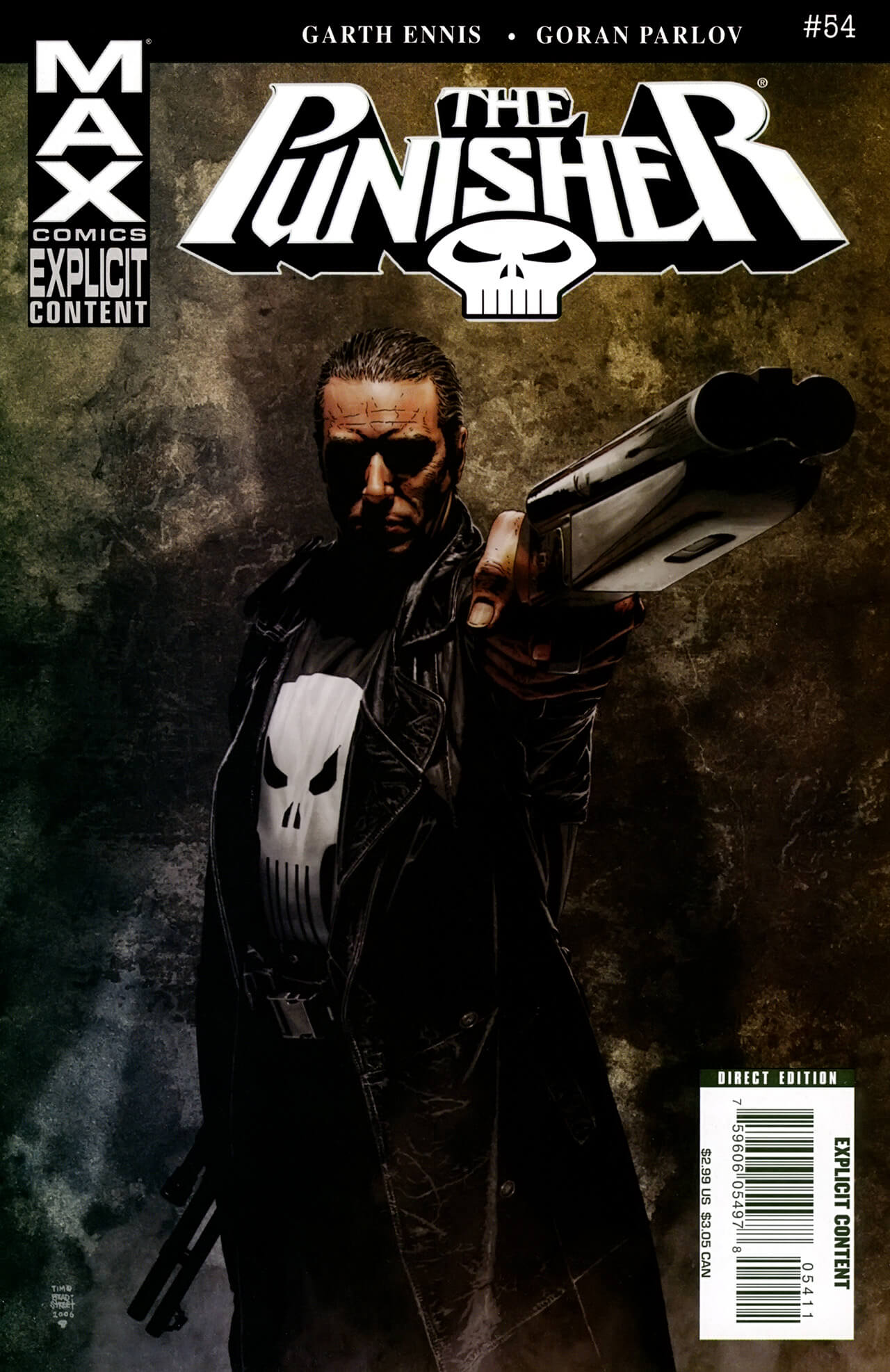 The Punisher Vol 6 #54