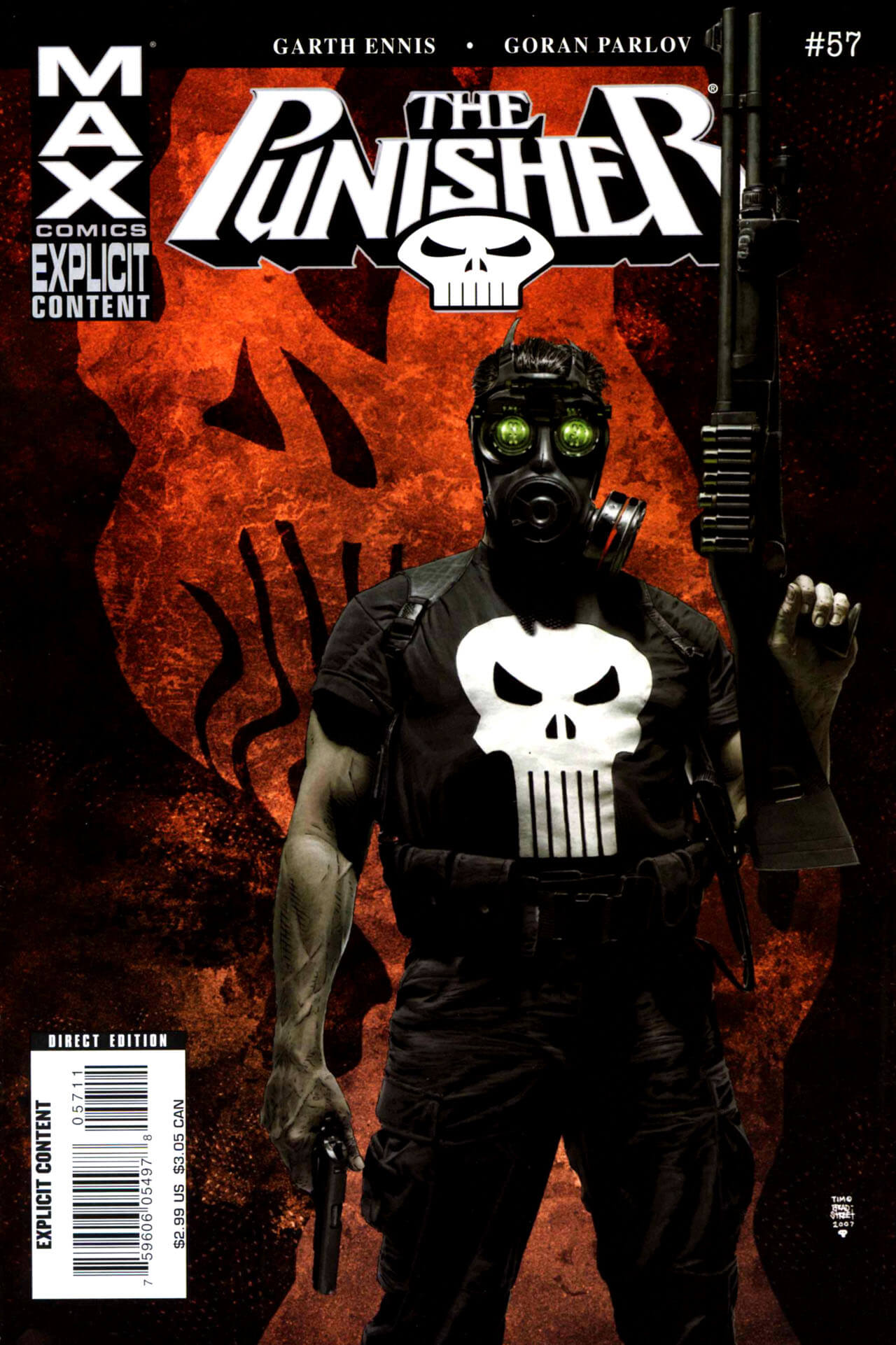 The Punisher Vol 6 #57