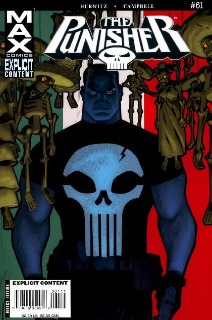 The Punisher Vol 6 #61