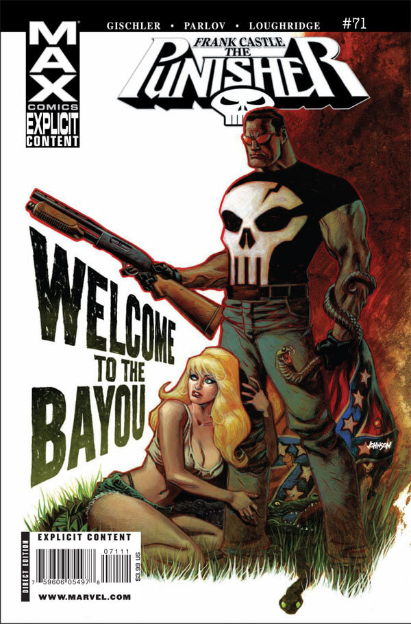 The Punisher Vol 6 #71