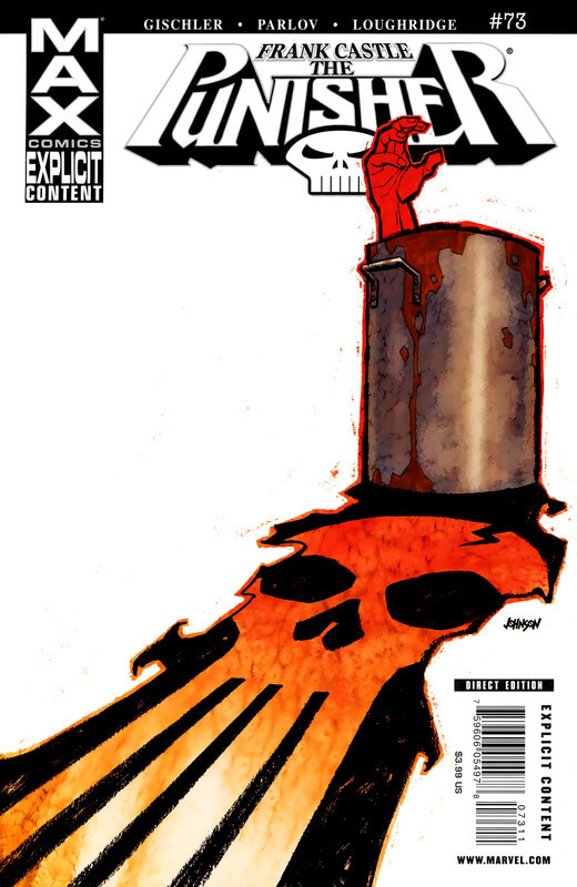 The Punisher Vol 6 #73