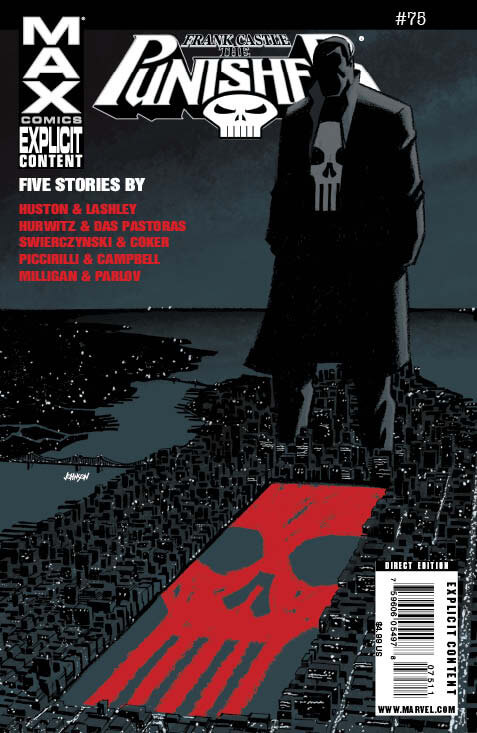 The Punisher Vol 6 #75
