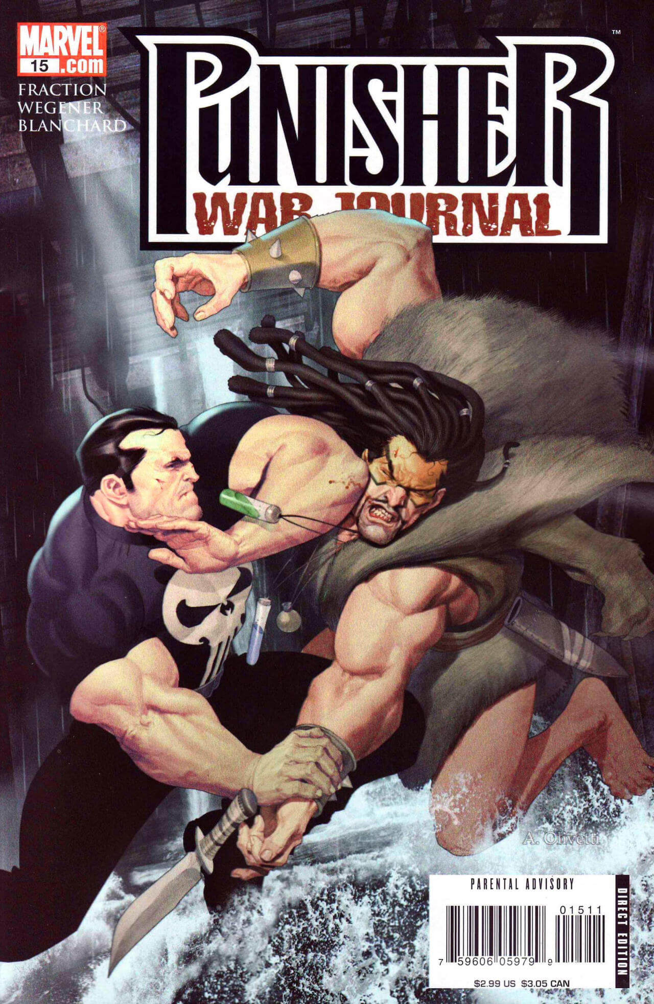 Punisher War Journal Vol 2 #15